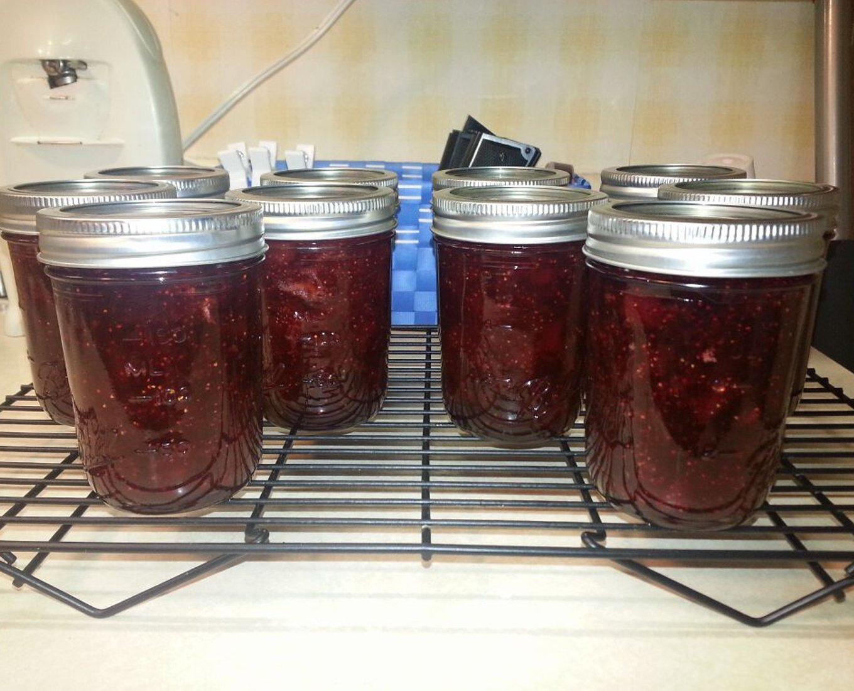 Classic Strawberry Jam