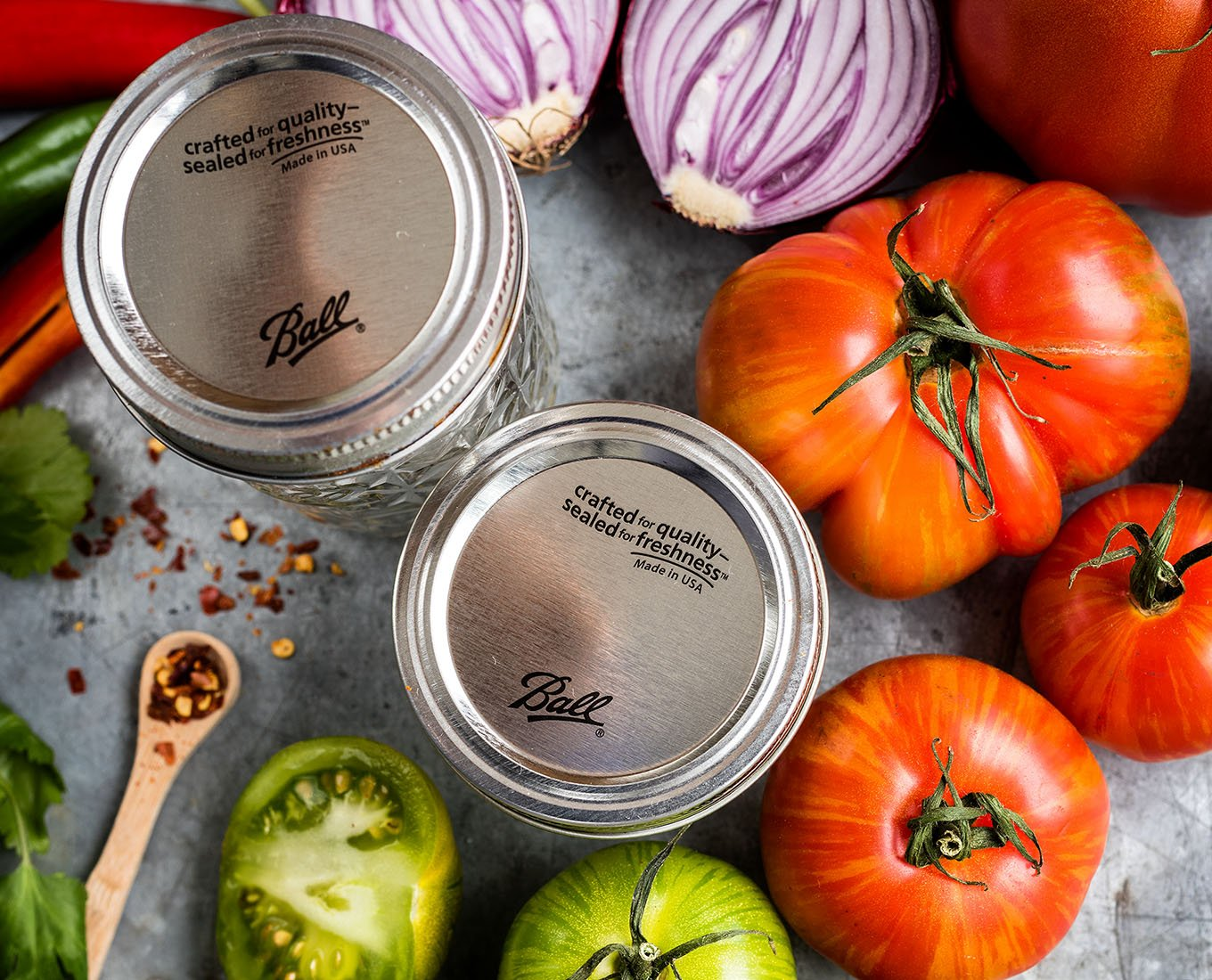 Homemade Vegetable Soup - Pressure Canning